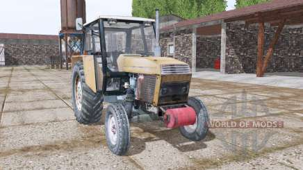 URSUS 912 light brown pour Farming Simulator 2017