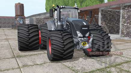 Fendt 930 Vario black für Farming Simulator 2017