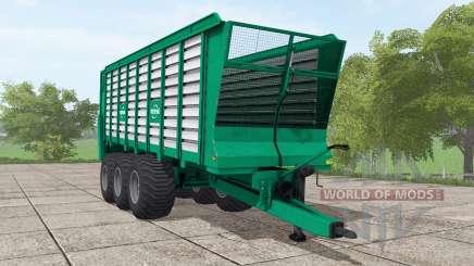 Tebbe ST 550 pour Farming Simulator 2017