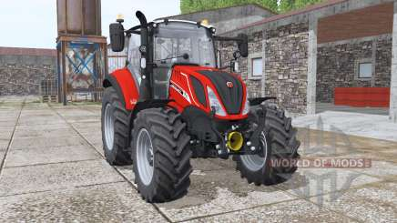 New Holland T5.120 Fiat Centenario pour Farming Simulator 2017