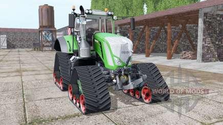 Fendt 933 Vario S4 Profi Plus QuadTrac pour Farming Simulator 2017