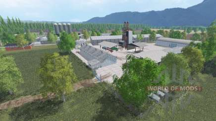 Rue v2.0 pour Farming Simulator 2015