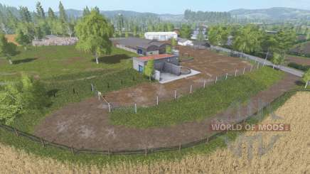 The Old Farm Countryside v1.0.6.6 für Farming Simulator 2017