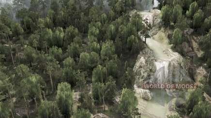 Big Springs Valley für MudRunner