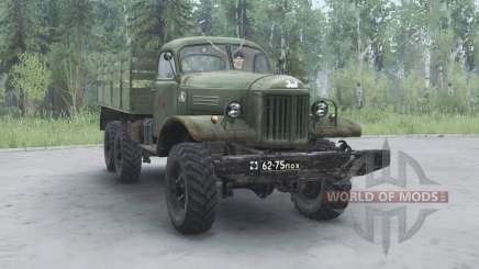 ZIL 157К pour MudRunner