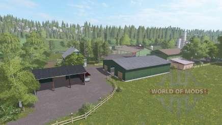 Le Vogelsberg v1.5 pour Farming Simulator 2017