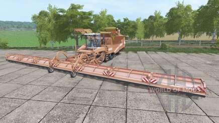 Grimme Tectron 415 pack v1.2 pour Farming Simulator 2017