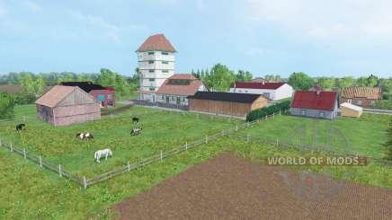 Holstein Suisse pour Farming Simulator 2015