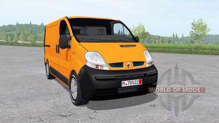 Renault Trafic Van (X83) 2001 für Farming Simulator 2017