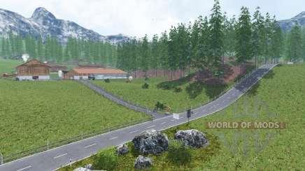 Sudtiroler Bergwelt pour Farming Simulator 2015