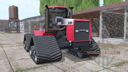 Case IH Steiger 9380 QuadTrac pour Farming Simulator 2017