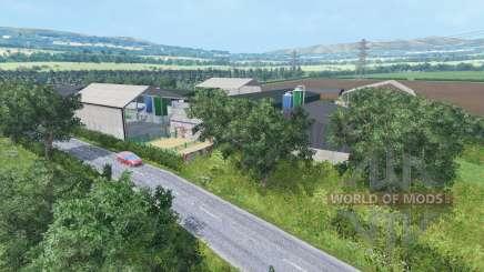 Melbury Estate v1.1 pour Farming Simulator 2015