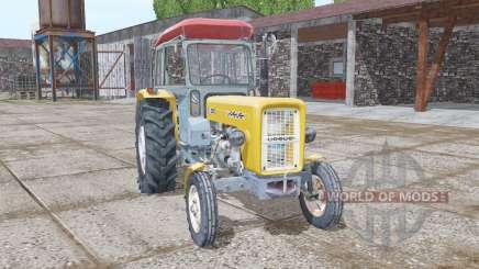 URSUS C-360 realistic exhaust für Farming Simulator 2017