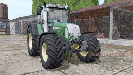 Fendt 818 Vario TMS more parts pour Farming Simulator 2017