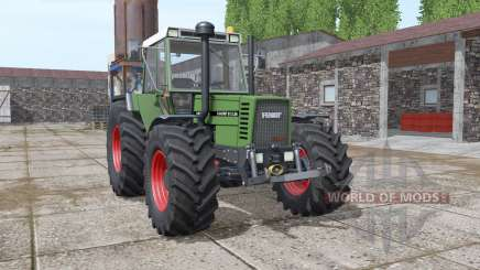 Fendt Favorit 612 LSA Turbomatik E washable pour Farming Simulator 2017