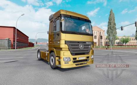 Mercedes-Benz Actros 1865 (MP2) 2005 pour Euro Truck Simulator 2