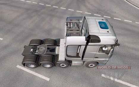 Mercedes-Benz Arocs SLT 2013 v1.5.3.4 pour Euro Truck Simulator 2