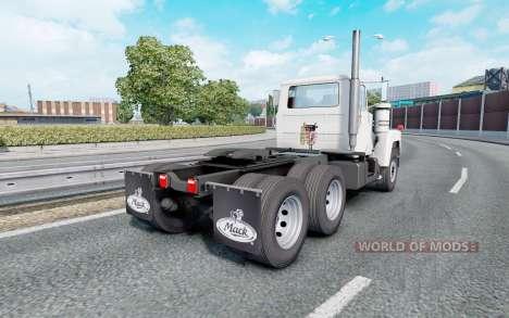 Mack R600 Day Cab pour Euro Truck Simulator 2