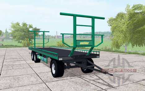 Oehler OL DDK 240 B v1.1 pour Farming Simulator 2017