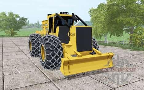 Tigercat 630D v0.9 pour Farming Simulator 2017