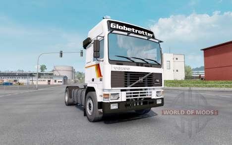 Volvo F16 v1.33 pour Euro Truck Simulator 2