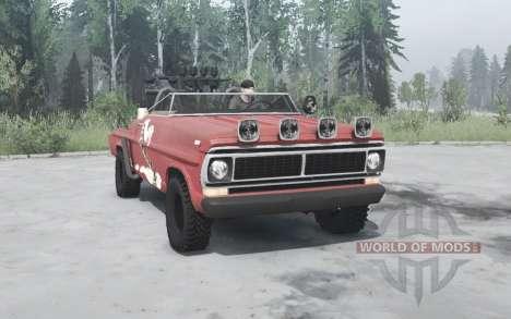 Snake Truck pour Spintires MudRunner