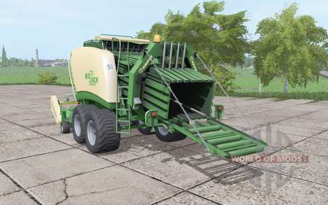 Krone BiG Pack 1290 HDP (XC) pour Farming Simulator 2017