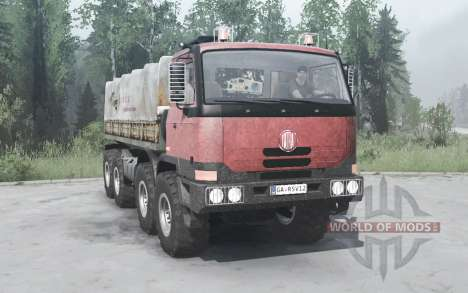 Tatra T815 TerrNo1 8x8 pour Spintires MudRunner