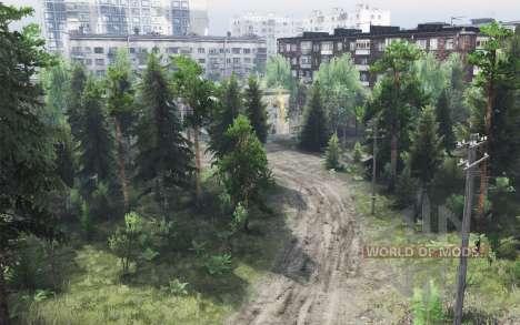 EMERCOM de Russie - Mission Remorques pour Spin Tires