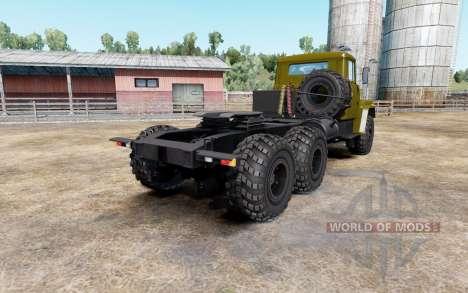 KrAZ 260 v1.33 pour Euro Truck Simulator 2