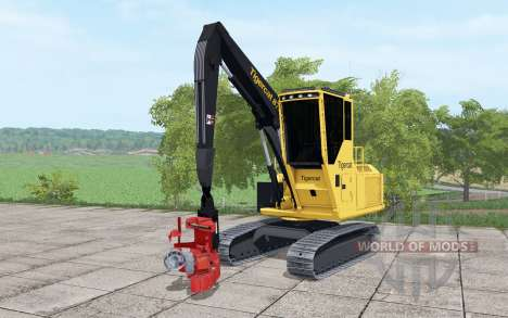 Tigercat 875 v0.9 pour Farming Simulator 2017