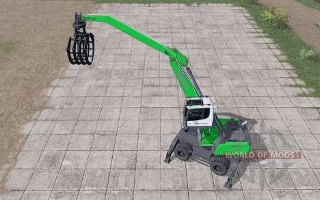 Sennebogen 830E v1.0.5 pour Farming Simulator 2017