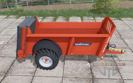 Sodimac Rafal 3300 für Farming Simulator 2017