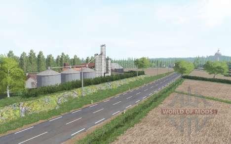 Plaines de France v1.1 pour Farming Simulator 2017