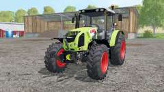 CLAAS Axos 340 loader mounting pour Farming Simulator 2015