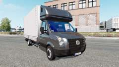 Volkswagen Crafter v2.0 pour Euro Truck Simulator 2