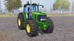 John Deere 7530 Premium 4WD für Farming Simulator 2013