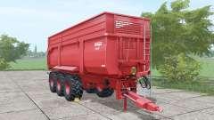 Krampe Big Body 900 more parts für Farming Simulator 2017