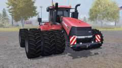 Case IH Steiger 600 triple wheels pour Farming Simulator 2013
