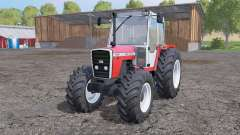Massey Ferguson 698T interactive control pour Farming Simulator 2015