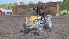 URSUS C-360 very soft orange pour Farming Simulator 2015