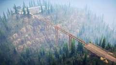 Tal Brücken für MudRunner