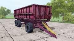 PSTB 17 rose foncé pour Farming Simulator 2017