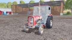 URSUS C-360 4WD very soft red pour Farming Simulator 2015