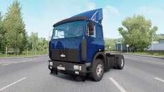MAZ 54323 avec remorque pour Euro Truck Simulator 2