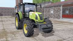 CLAAS Arion 640 front weight pour Farming Simulator 2017