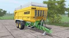 JOSKIN Trans-Space 7000-27 yellow für Farming Simulator 2017