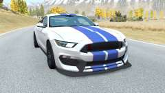 Shelby GT350R Mustang v2.0 für BeamNG Drive