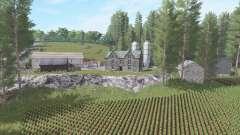 Hillside Farm v2.0 pour Farming Simulator 2017