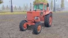 MTZ-82 Belarus weich-rot für Farming Simulator 2013